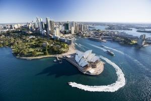 Интересные места в Сиднее